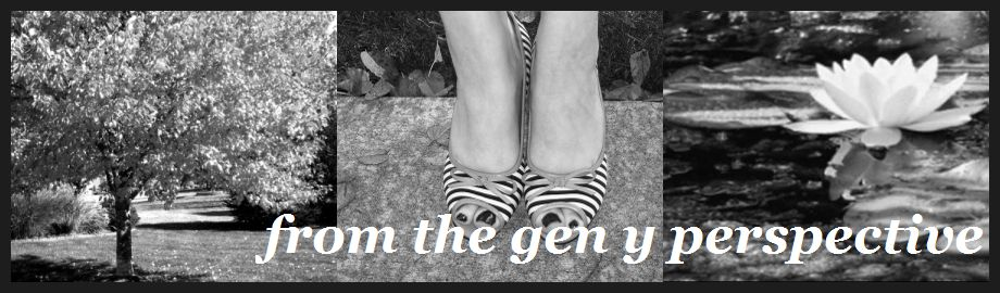 From the Gen Y Perspective | Emily Jasper